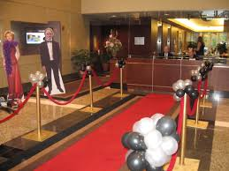 Hollywood Theme Decorations Red Carpet Party Decorations Protomechgamecom