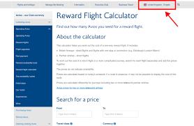 Ba Avios Upgrade Chart How To Book Awards Using British Airways Avios Travelupdate