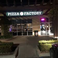 photo of pizza factory visalia ca united states