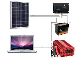 diy solar generator wiring diagram portable solar power diy solar generator wiring diagram