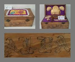 Caja de Fallera Alba   Cajas, Cajas de madera, De madera