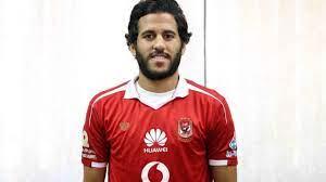 القبض على مروان محسن لاعب الأهلي في قسم الجيزة والسبب حادث تصادم