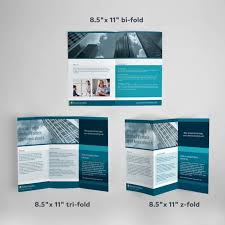 Flyer Header Design Professional Brochure Flyer Header