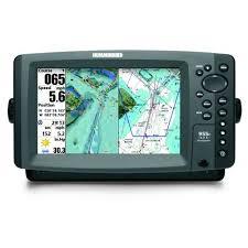 Gps Charts Marine Marine Gps Waterproof Humminbird 955c Chartplotter Nvb 8