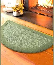 half moon kitchen rugs design ideas inside 3
