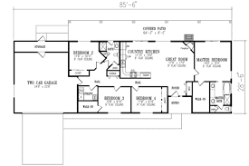 Spacious Rustic Ranch  6354HD  Architectural Designs  House PlansHouse Plans Ranch