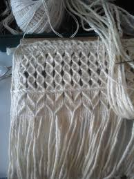 Flax And Wool Designs Robin Weaves Korowai Flax Weaving Weaving Weaving Patterns