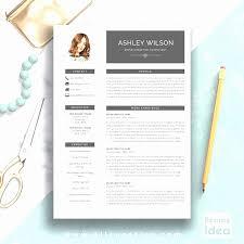 Modern Cv Word Creative Resume Templates Free Word Inspirational Download Resume