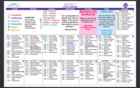 April 2017 Memory Care Activity Calendar - Credit River Retirement ...