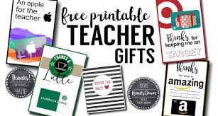 free printable teacher thank you cards ideas paper trail