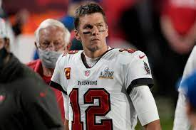 Tom Brady tested positive for COVID ...