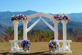 Columns For Decorations Wedding Ceremony Decoration Wedding Pinterest Blue Beach