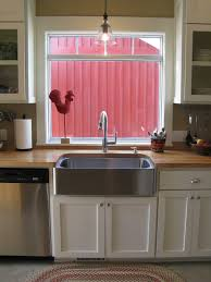 27 inch kitchen sink new dining kitchen cool ways to install farmhouse sinks to