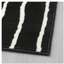 rug low pile black and white colour 100 polypropylene 1450 gsm 133x195cm i20848k souq uae