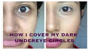 how to cover dark under eye circles with makeup esp for indian skin s you