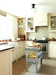 Kitchen Island Design Plans Small Rustic Kitchen Island Small