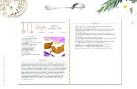 recipe book template mac cookbook pages editable cook pattern full for free