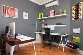 dream home office. Fashionable \u0026 Functional: Four Tips For Furnishing Your Home Office Dream H