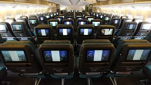 Cathay Pacific Flight 888 Seating Chart First Look Cathay Pacifics 10 Across B777 300er Economy