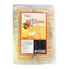 Bánh quy xốp Hong Kong các vị 600g