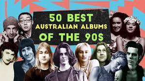 Australian Pop Charts The 50 Best Australian Albums Of The 90s Music Reads