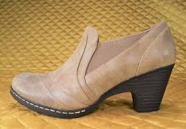 Eurosoft By Sofft Tami Tan Booties Womens Size 7 5 M Nubuck