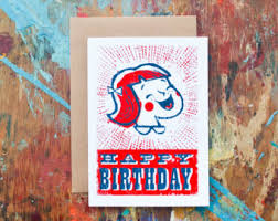 Happy birthday vintage girl ~ Happy birthday vintage girl ~ Happy birthday retro birds bir 01 blue black screenprint