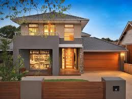 Modern House Facade Style