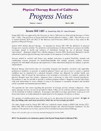 73 Beautiful Medical Progress Note Template Www
