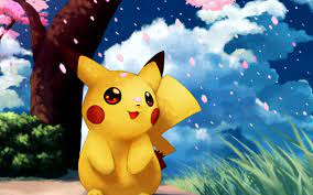 Những ảnh Pokemon đẹp, cute 3D làm hình nền ấn tượng nhất