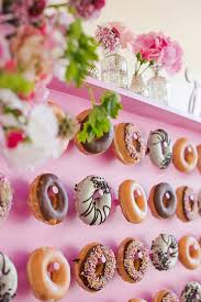 9 diy donut wall ideas you ll want to steal