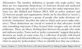 policy in words what is public policy and why does it matter  500 words policymakers