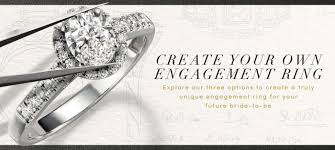 Design Your Perfect Engagement Ring Create Your Own Engagement Ring Jared