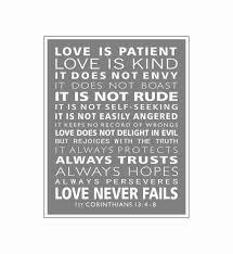 prissy inspiration love is patient wall art remodel ideas 1st corinthians 13 decor scripture