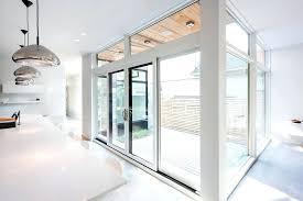 stacking sliding glass doors multi slide doors cost multi track sliding glass doors residential stacking sliding