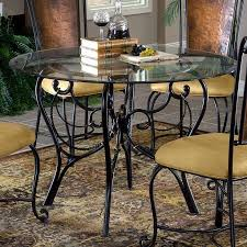 dining tables captivating pub style dining table indoor bistro table set black iron and glass