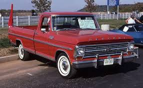 1968 Mercury M100 | Dream Rides | Pickup trucks, Old pickup trucks ...