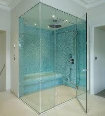 frameless glass shower door cost
