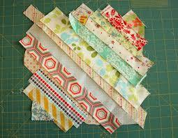 Easy Scrap fabric quilt block - Diary of a Quilter - a quilt blog & Easy Scrap fabric quilt block Adamdwight.com