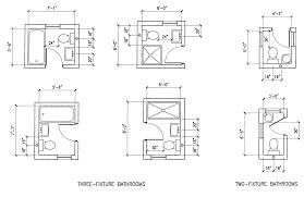 Half Bathroom Dimensions
