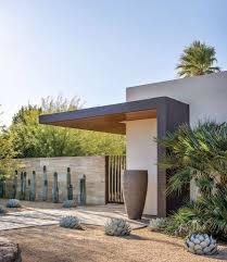 Beautiful modern front yard landscaping ideas (4)