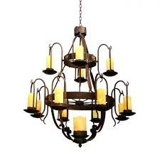 chandeliers rustic candle chandelier non electric wrought iron candle chandeliers non electric candle holder chandelier shabby