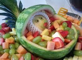 fruit salad bowl ideas. Modren Fruit Ideas Baby Carriage Fruit Salad Bowl SaveEnlarge Intended Bowl A