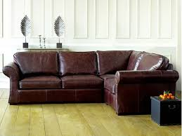 leather corner sofa bed the english company a uk intended for manufacturers remodel 3