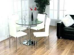 small black glass dining table small round glass dining table sets dining tables stunning small round