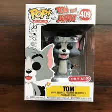 animation tom and jerry tom w 409 target exclusive in hand