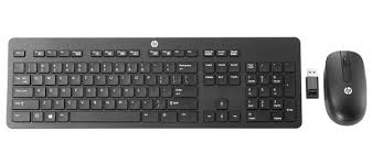 ≡ Комплект <b>HP Wireless Business</b> Slim Keyboard and Mouse ...