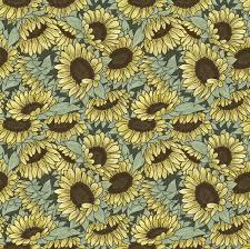 Sunflower Pattern Cool Sunflower Pattern On MassArt Portfolios