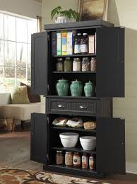 Black Kitchen Storage Cabinet Kitchen Storage Cabinets Free Standing Kutsko Kitchen