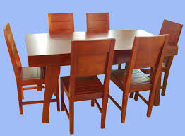 Solid Wood Dining Room Table And Chairs Solid Wood Dining Room - Solid wood dining room tables and chairs